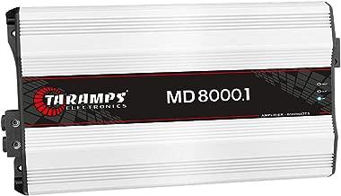 Taramp's MD 8000.1 1 Ohm 8000 Watts Class D Full Range Mono Amplifier
