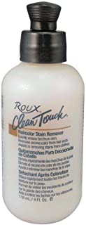 Roux Clean Touch Hair Color Stain Remover 4 oz (1-Unit)