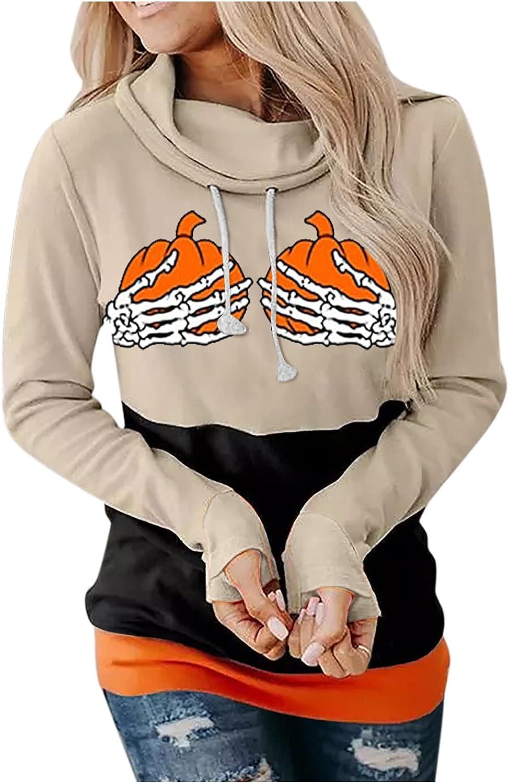 2021 Funny Skull Graphic Tees Virginia Beach Mall Sweats Halloween Women Columbus Mall Printed For