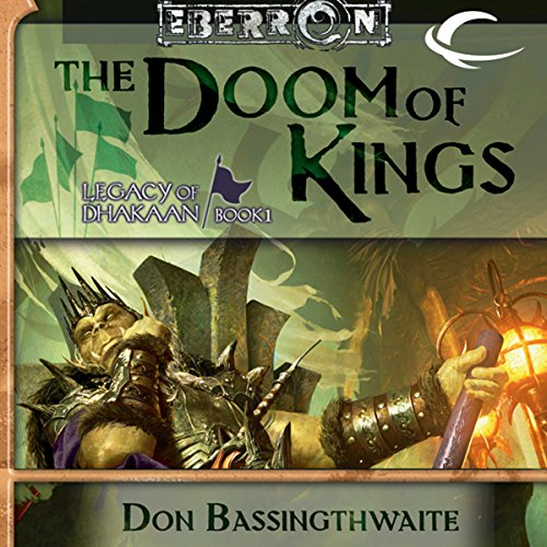 The Doom of Kings audiobook cover art