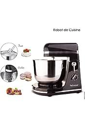 Amazon.es: TECHWOOD - Batidoras, robots de cocina y minipicadoras ...