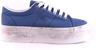 JC PLAY BY JEFFREY CAMPBELL Luxury Fashion Womens MCBI32650 Blue Sneakers | Season Outlet