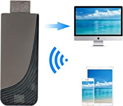 heypower Wireless Display Adapter WiFi 1080P Mobile Screen TV Transmitter & Receiver for Android Mac Windows Google Home t...