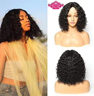 curly hair wigs uk