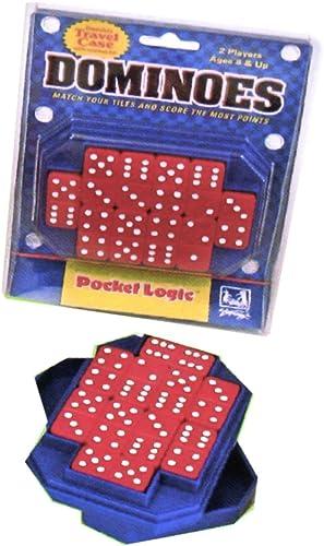 Be Good Pocket Logic voyage Games (Dominoes)