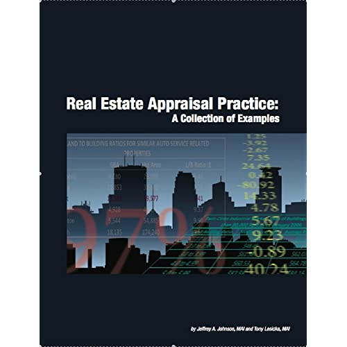 Amazon com: Real Estate Appraisal Practice: A Collection of