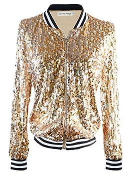 Best sequin jacket Reviews