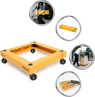 FOUR PACK of 3 WHEEL MOVING DOLLY/'S MOVING DOLLY For PIANO POOL TABLE FURNITURE
