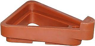 Pumpumly Maceta plegable con fondo móvil, pies de maceta invisibles, elevadores de macetas, soportes para macetas pequeña...