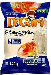 D'Gari Gelatin Dessert -Cristalina 5 pack (CRISTALINA)
