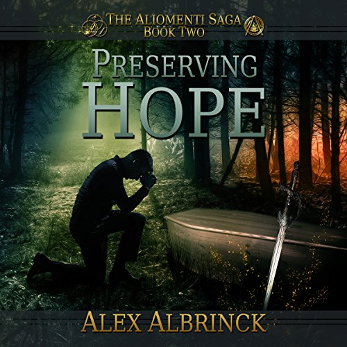 Preserving Hope audiobook cover art