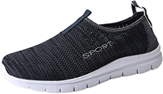 2019 Mens Womens Running Ultra Lightweight Breathable Casual Outdoor Mesh Sports Shoes