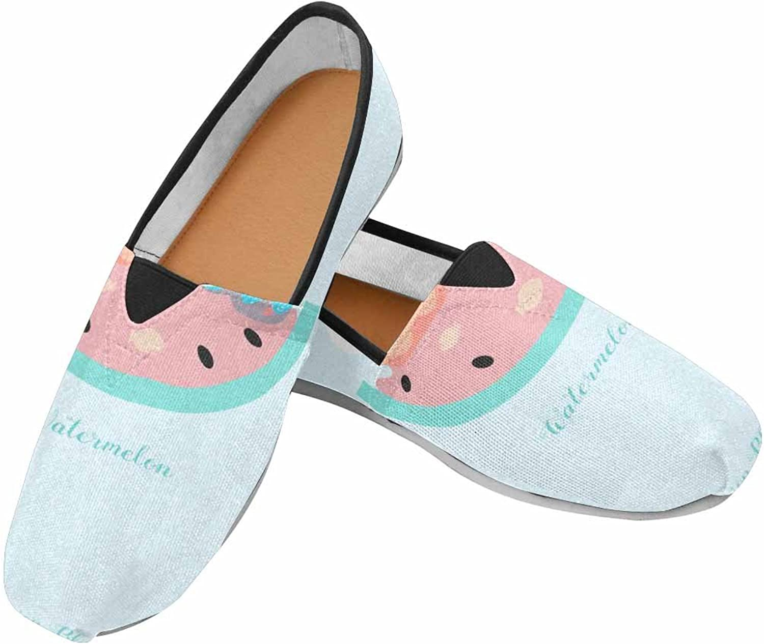 CoolBao Women's Minimalist Espadrilles Flats with Padded Insole