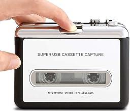 Retround Cassette Player Portable Walkman Cassette Tape Player Tape Converter to..
