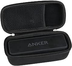 Hermitshell Hard EVA Travel Case Fits Anker SoundCore 2 Portable Bluetooth Speaker