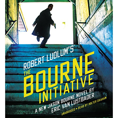 Robert Ludlum's (TM) The Bourne Initiative audiobook cover art