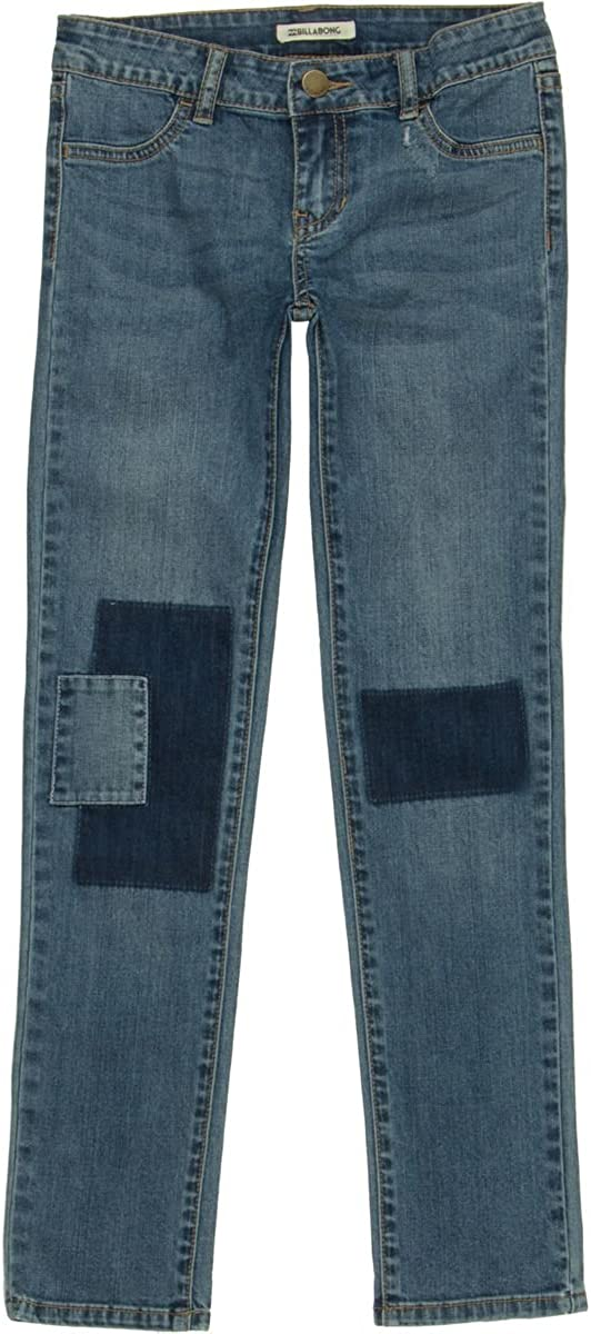Billabong Girls Patch Max 79% OFF Play Factory outlet Pants
