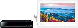 パナソニック 10v型 液晶 テレビ プライベート・ビエラ UN-10T5-W  HDDレコーダー付  2015年モデル