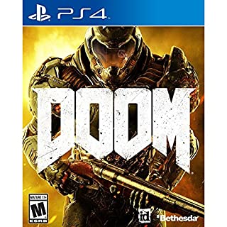 DOOM - 100% Uncut - Day One Edition - [PlayStation 4] (B00MHTEW6A)   Amazon price tracker / tracking, Amazon price history charts, Amazon price watches, Amazon price drop alerts