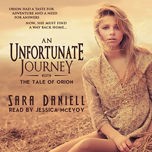 An Unfortunate Journey audiobook cover art