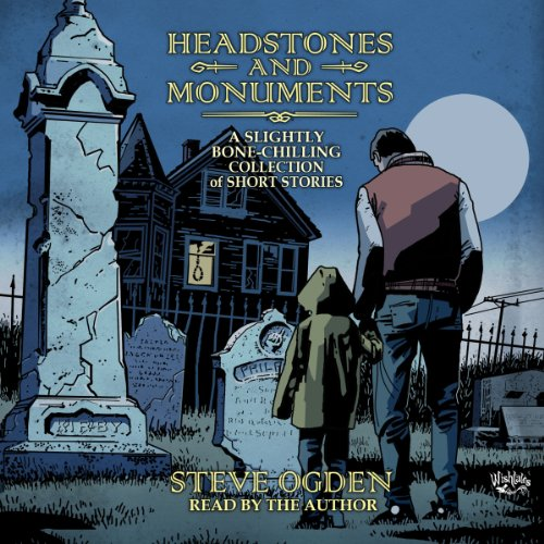 Headstones and Monuments audiobook cover art