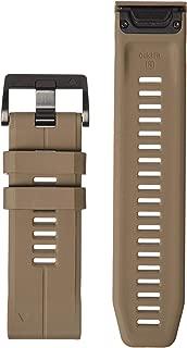 Garmin 010-12741-04 Quickfit 26 Watch Band - Coyote Tan - Accessory Band for Fenix 5X Plus/Fenix 5X
