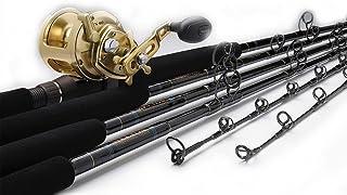 f6519ed5c435 Melton Tackle E-Glass Marlin Live Bait Casting Rods