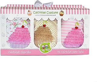 Calcinhas Cupcake, Zip, diversas