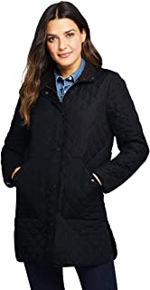 Women's Insulated Quilted Barn Coat