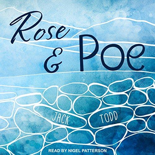 Rose & Poe audiobook cover art