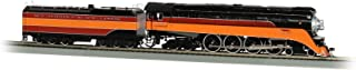 Bachmann Industries GS4 4-8-4 Locomotive - DCC Sound Value Equipped - Southern PACIFIC DAYLIGHT #4449 - RAILFAN Version (Southern Pacific LINES) - HO-Scale Train