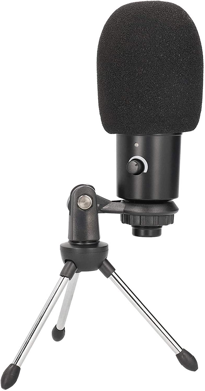 ROMACK Condenser Microphone Bundle Very popular! Kit Weekly update Black USB Mic