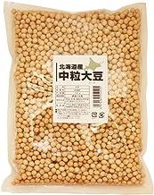 まめやの底力 北海道産 中粒大豆 5kg(1kg×5袋)