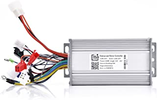VGEBY Ebike Speed Controller, 48V 500W Brushless Motor Sine Wave Controller for Electric Bicycle Scooter