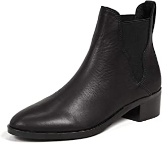 Womens Marfa Leather Chelsea Bootie
