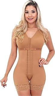 Sonryse 086 Fajas Colombianas Reductoras y Moldeadoras Bra Shapewear Waist Slimming Girdles for Women
