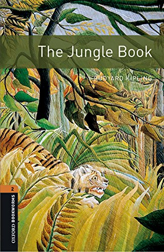 Oxford Bookworms Library: Oxford Bookworms 2. The Jungle Book MP3 Pack