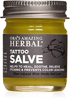 ointment for tattoo by Ora's Amazing Herbal
