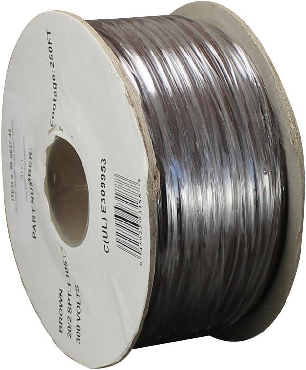 "iLightingSupply 56-0827-45 20 2 Plastic Wire"" Ranking TOP6 25 Parallel Minneapolis Mall French"