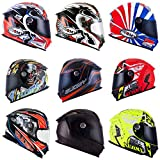 SUOMY GUNWIND - Casco para Bici, Multicolor (Black/Yellow), M (54-58)