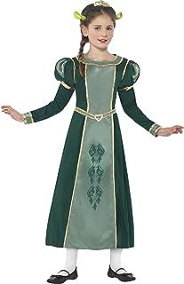 Girls Shrek Princess Fiona Ogre TV Film World Book Day Week Halloween Carnival Fancy Dress Costume Outfit 4-12