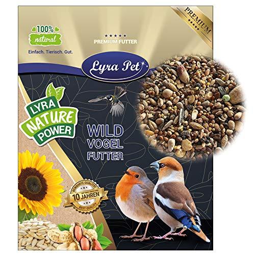 Lyra Pet® 25 kg Streufutter aus 29 Komponenten Wildvogelfutter Vögel Vogelfutter Futter Streu