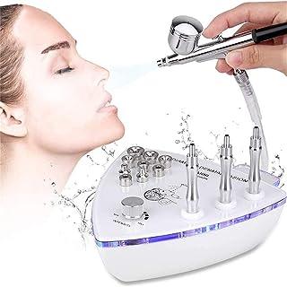 DLL Microdermabrasie Diamond Dermabrasion Machine Vacuüm Zuig Gezichtsschrobben Massager Water Spray Gun 0813
