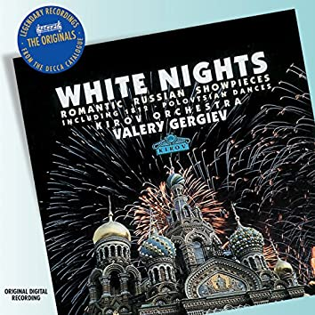 White Nights - Romantic Russian Showpieces