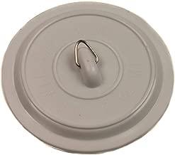 Bouchon de baignoire /évier en caoutchouc Blanc 25/mm par Thunderfix