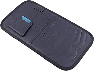 Tebatu Center Console Armrest Secondary Storage Box Tray for VW Passat CC B6 B7 HM
