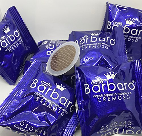 100 CAPSULE CAFFE\' BARBARO COMPATIBILI BIALETTI ARABICA