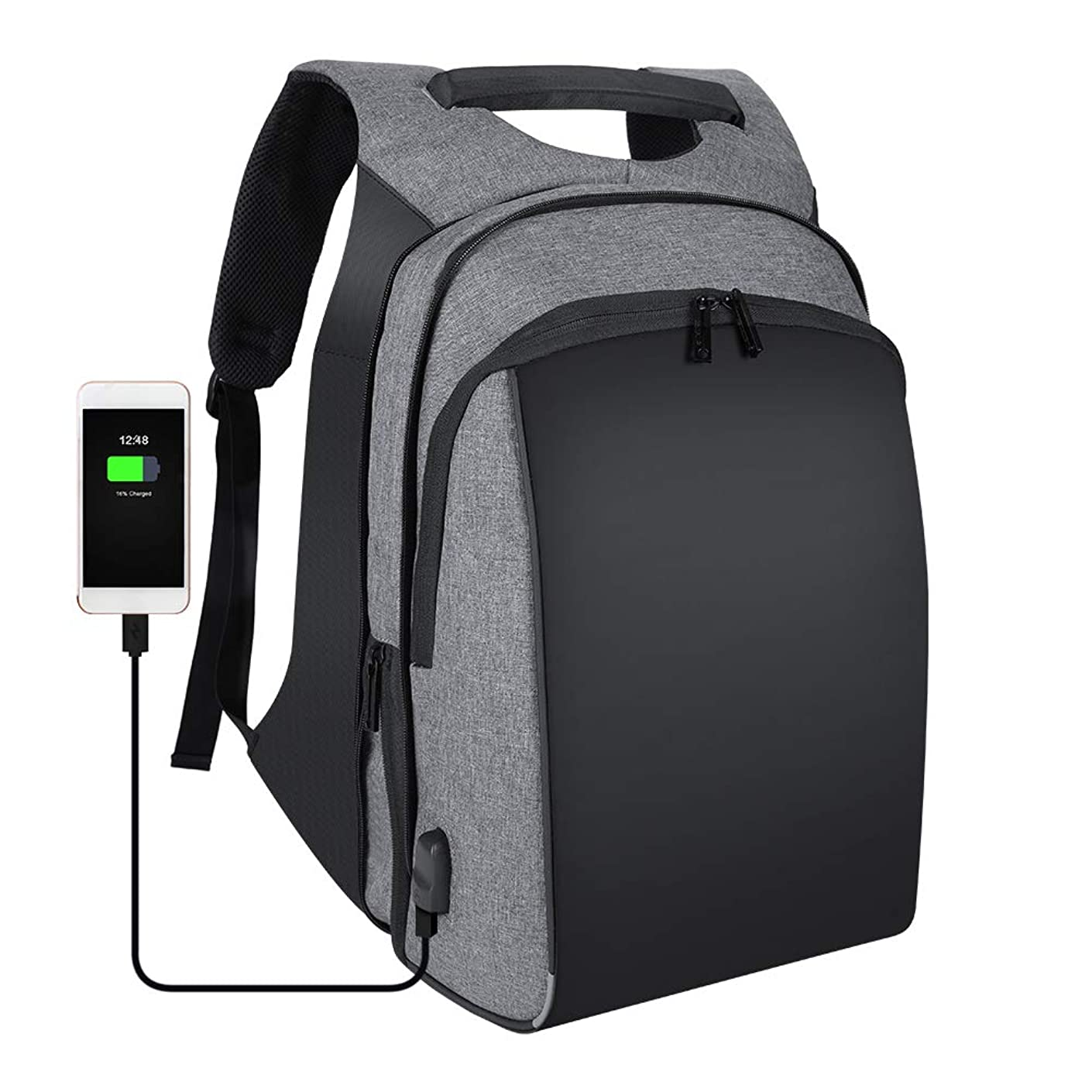 Travel Backpack,21L Carry on Daypack Flight Approved Anti Theft 15.6