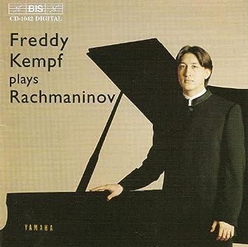 Rachmaninov: Piano Sonata No. 2, Op. 36 / Etudes-Tableaux, Op. 39