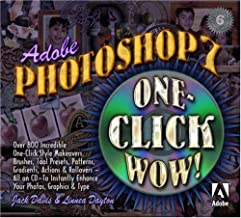 Adobe(R) Photoshop(R) 7 One Click Wow!